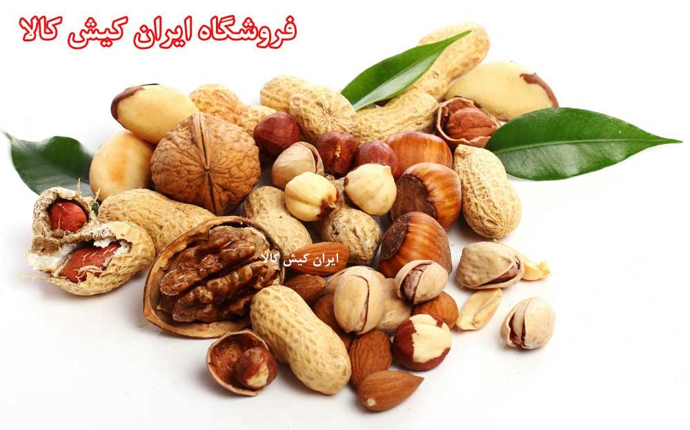 برای لاغری و کاهش وزن میوه خشک بخورید