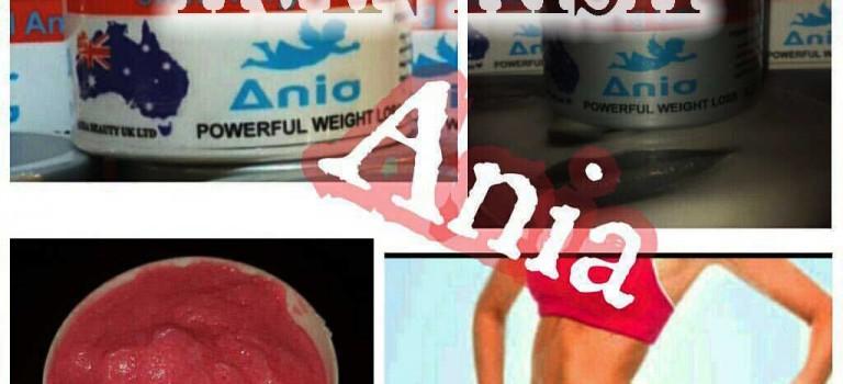خرید ژل لاغری آنیا استرالیا قیمت کرم چربی سوز ania