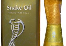 درمان ریزش مو با روغن مار اصل