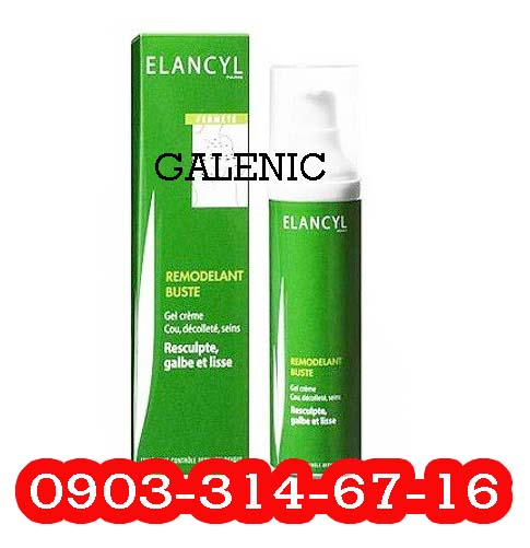 خرید ژل سفت کننده سینه الانسیل گلنیک GALENIC
